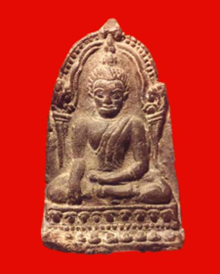 พระพุทธชินราชใบเสมา พิมพ์ใหญ่ กรุวัดพระศรีรัตนมหาธาตุ จังหวัดพิษณุโลก